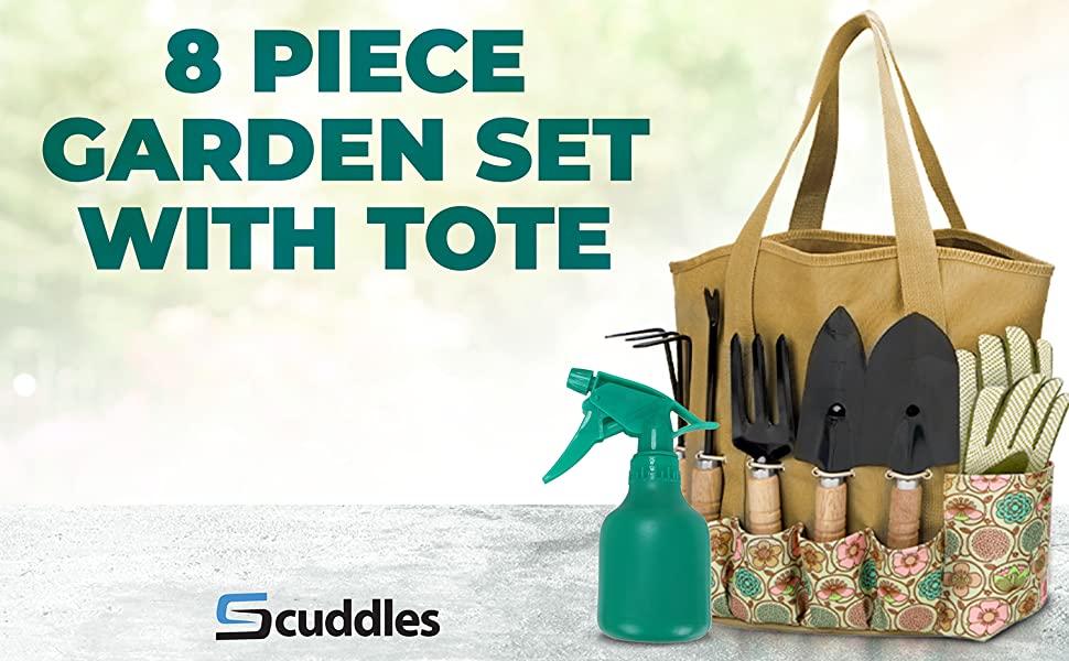 Scuddles Garden Tools Set Review
